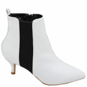 Jada ladies fashion boot with elastic detail