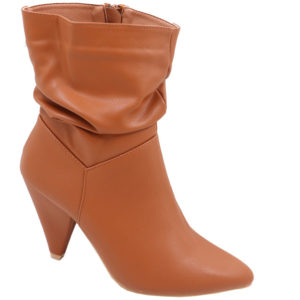 Jada Ladies Slouchy Fashion Boot Tan