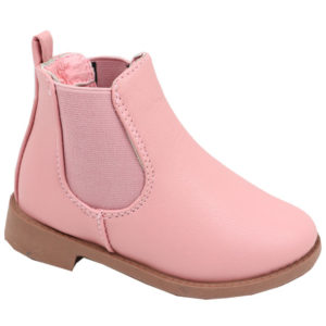 Hugs & Kisses Girls chelsea boot Dirty Pink