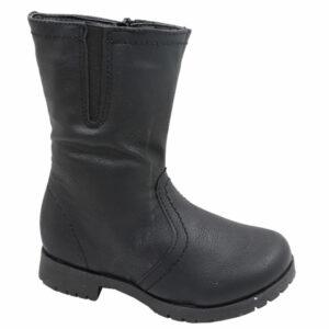Jada infants mid calf boot black