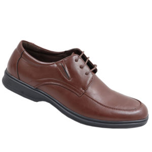 City Style Men's Lace Up Shoes Brown
