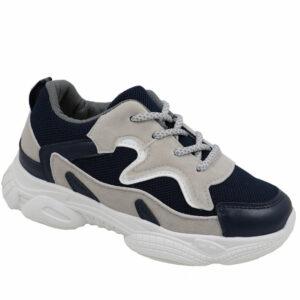 Jada Kiddies Fashion Sneaker Navy/Blue