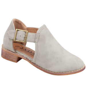 Jada Kiddies Girls Chelsea Boot Light Grey