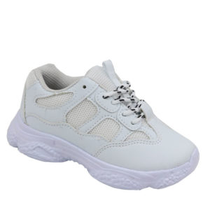 Jada Kiddies Infants Fashion Sneaker White
