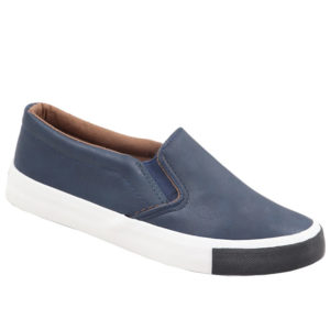 City Style Men's Side Gusset Takkie Navy