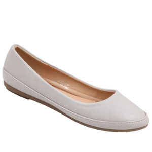 Spoiler Ladies Basic PU Comfort Pump Stone