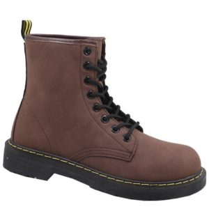 Jada Ladies Military Boot Brown