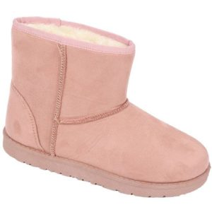 Hugs and Kisses Ladies Low Ugg Boot Blush
