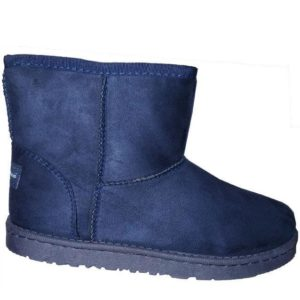 Hugs and Kisses Ladies Low Ugg Boot Navy
