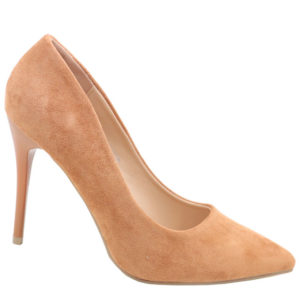 Jada Ladies Micro High Heel Caramel