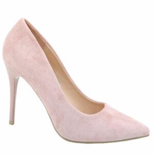 Jada Ladies Micro High Heel Dirty Pink