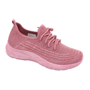 DSL Ladies Mesh Fashion Sneaker Pink