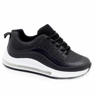 DSL Kids Combo PU Sneaker Black