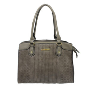 Blackcherry Sand Cut Out Tote