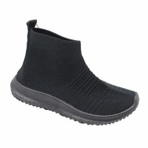 Jada Kids Infants Sneaker Ankle Boot Black
