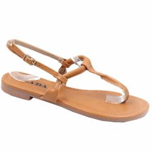 Jada Ladies Litha Sandal Tan